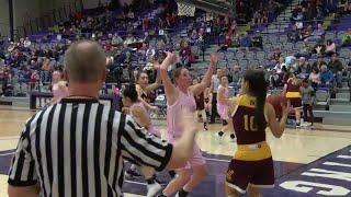 Carroll College's Brittney Johnson, Hannah Dean named NAIA scholar athletes