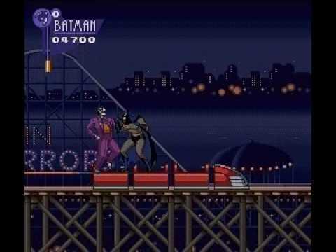 Adventures of Batman & Robin SNESo