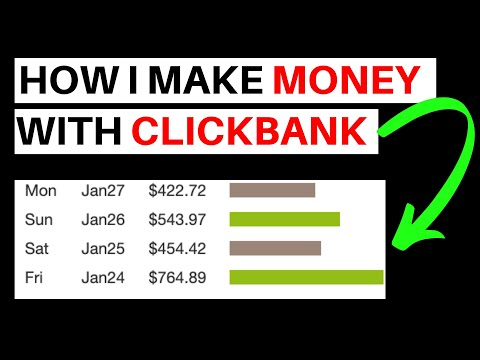 How to Make Money Online With Clickbank [Tutorial]