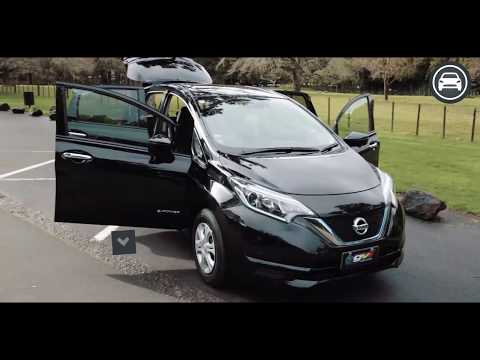 Nissan Note E-Power Review - New Zealand