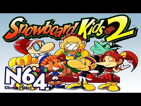 Snowboard Kids 2 - Nintendo 64 Review - HD
