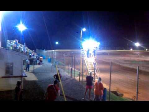 Modoc Speedway-Super Street 7/22/2011