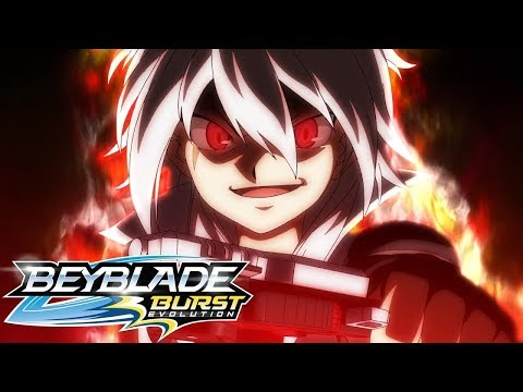 Beyblade Burst Evolution русский | сезон 2 | Эпизод 41 | Молот Колосса! Твин Ноктэмис!