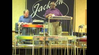 Rock Steel Guitar Zane King with Lonnie Bennett