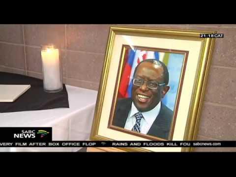 Ambassador Kumalo honoured at a memorial service