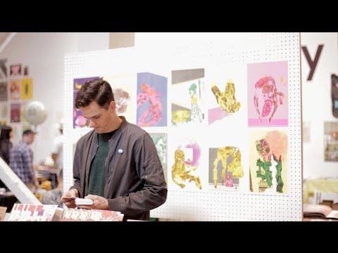 LA Art Book Fair 2014 at MOCA