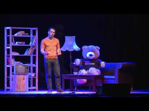 The downside of being an entrepeneur: Doug Ward at TEDxManchester