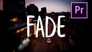 Tutorial FADE (Transição Suave) // Premiere Pro CC