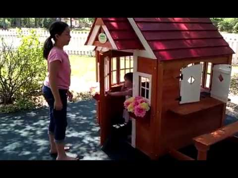 backyard discovery timberlake playhouse specs price release date