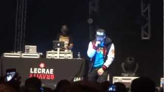 Lecrae @ Liberty University 2013 Part 4 [Andy Mineo]