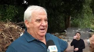 Vereadores em Ação - José Carlos Porsani - Lixão a céu aberto no Damha