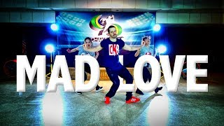 Sean Paul, David Guetta Mad Love - ft. Becky G l Dance | Chakaboom Fitness l Choreography
