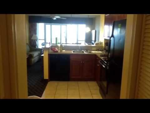 2015 Dunes Village Resort Oceanfront Dbl Queen Suite Youtube
