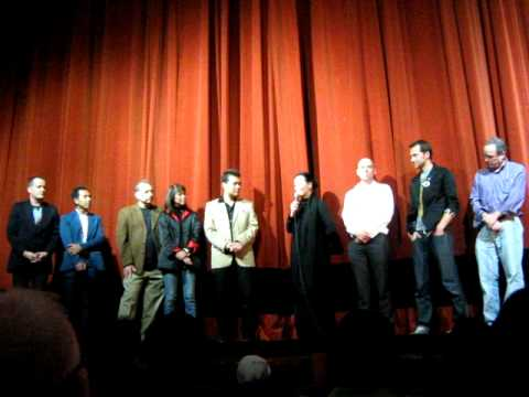 World premiere of 'Pearls of the Far East' Q&A  Part 2 of 3