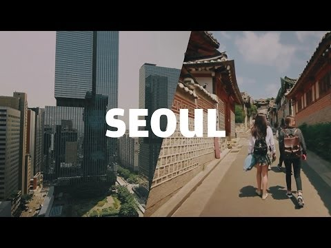 Seoul - South Korea with soul | Finnair