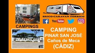 CAMPING PINAR SAN JOSE - Caños de Meca (Cádiz) - Rutas bici Conil