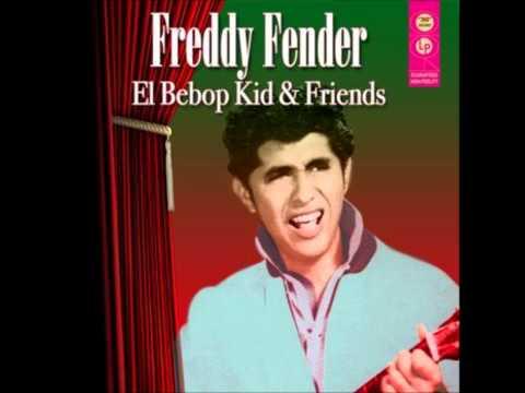 """""""Freddy Fender ~ Bee The Next Teardrop Falls"""""""