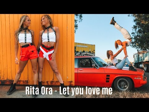 RITA ORA - Let You Love Me (Music video by The Rybka Twins)