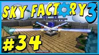 Data Play's - Sky Factory 3 - #34 - The Growth Accelerator!
