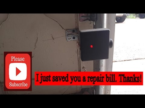 ⭐Genie Garage Door Opener Not Closing⭐Easy Fix!