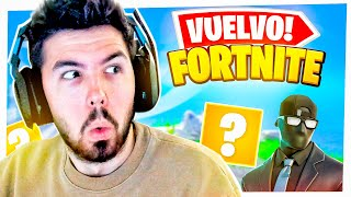 vuelvo a fortnite...