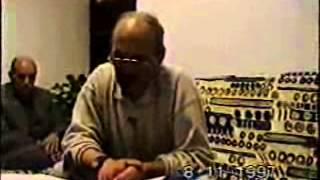 Ali Uçar - 1997 Sohbeti