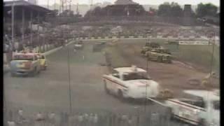 1982 towed minis banger race.