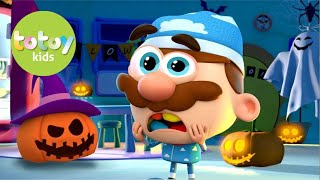 Stories for kids Jose Comelon Learning Soft Skills - Halloween Pumpkin Party!!! Totoy Kids screenshot 5