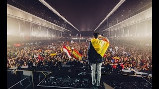 David Gravell Live At Tomorrowland 2018 A State Of Trance Stage