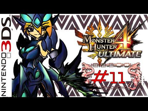 LZ : Monster Hunter 4 Ultimate #11 [Web Sighting]  | Online