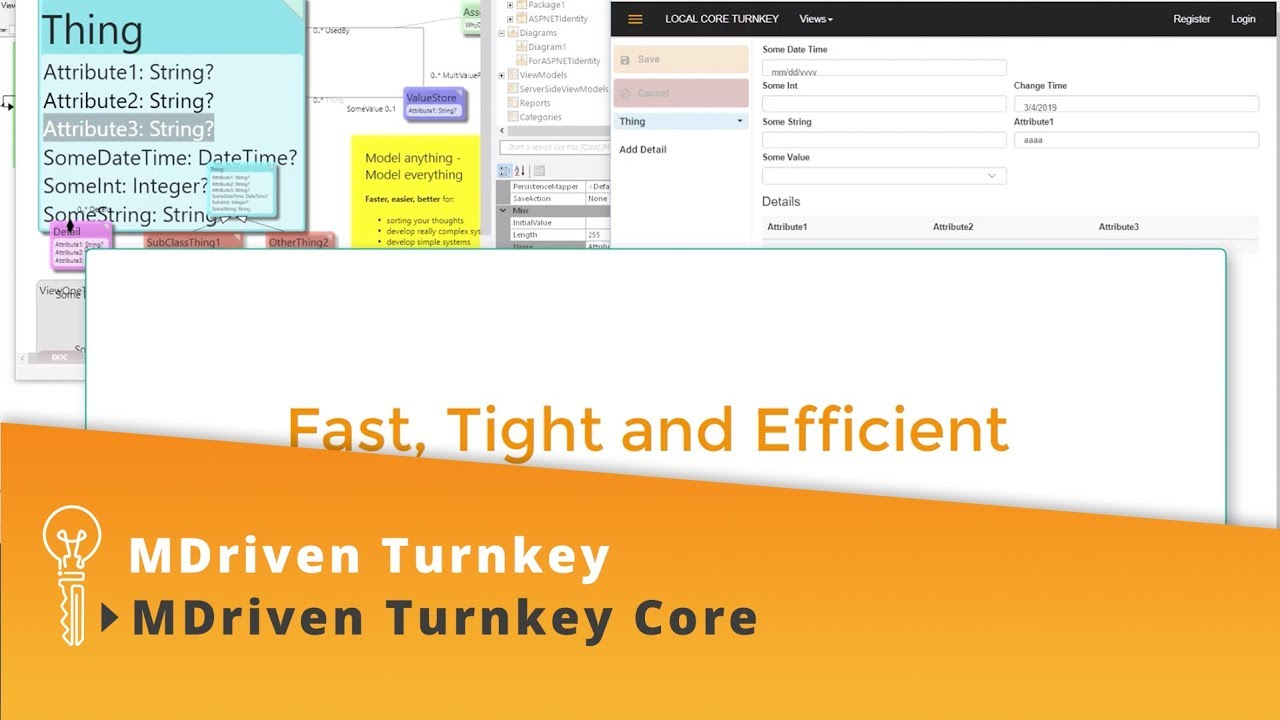 Turnkey Core