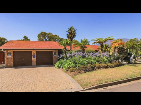 4 Bedroom House for sale in Western Cape | Boland | Stellenbosch | Dalsig | 5 Nellmapiu |