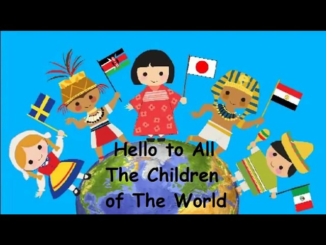 Issue 1: hello to all the children of the world part 1 of 3 youtube.