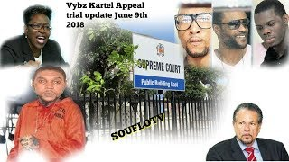 Vybz Kartel in court today,  Appeal (What to expect)
