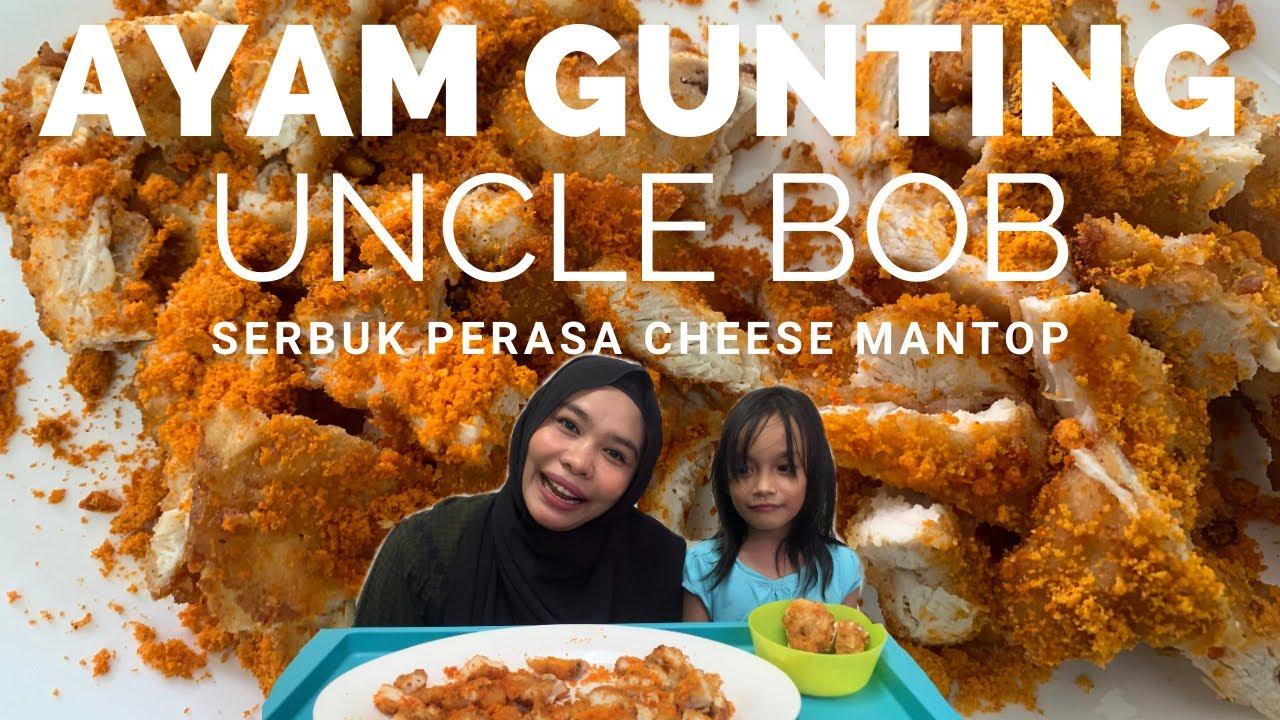 Ayam Gunting Uncle Bob Cara Buat Ayam Gunting Uncle Bob Youtube