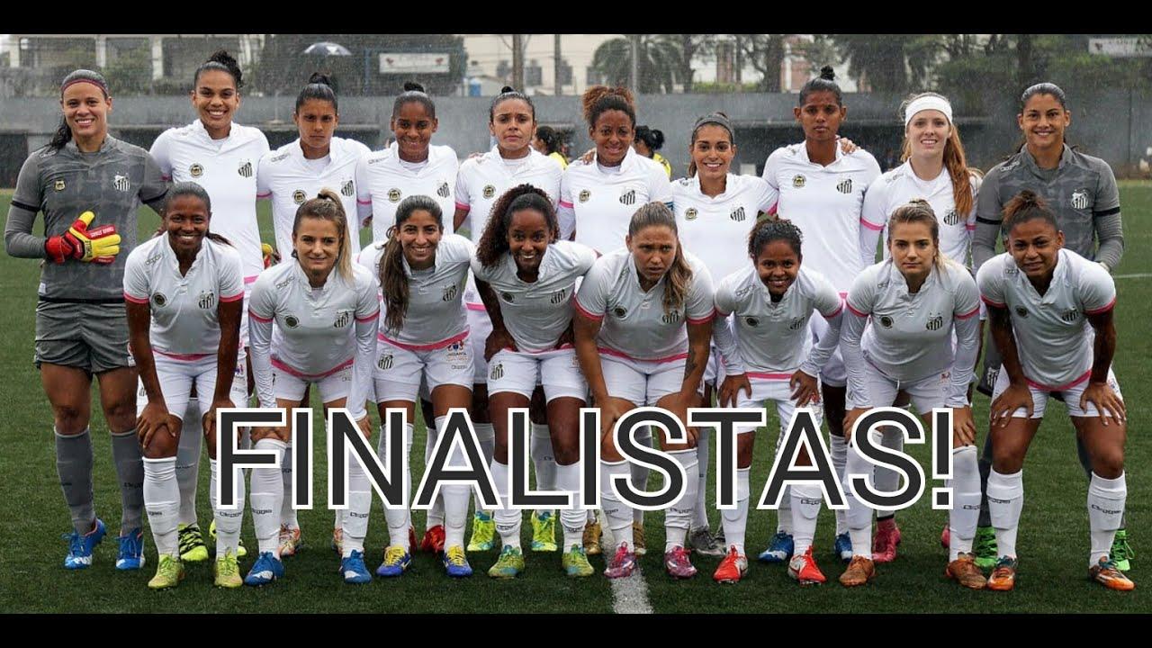 Santos 2x2 Corinthians - Semifinal do Campeonato Paulista Feminino  21 08 2016 ca89477964286