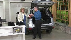 WeatherTech CargoTech Trunk and Cargo Organizer on QVC