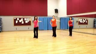 Cheesecake - Line Dance (dance & Teach In English & 中文)