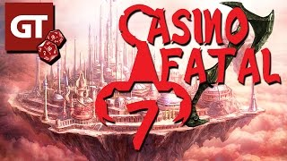 Thumbnail für GameTube Pen & Paper: Casino Fatal - Dungeons & Dragons #7 - Für mehr Verständnis sorgen
