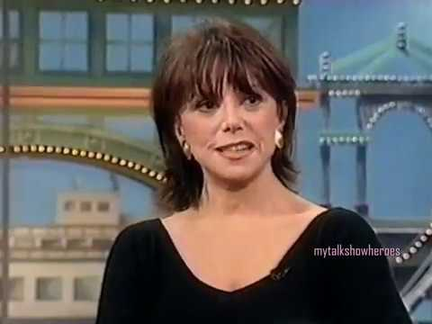 MARLO THOMAS has FUN with ROSIE
