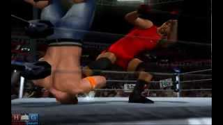 WWE Smack Down vs. Raw 2011™ PC gameplay: John Cena