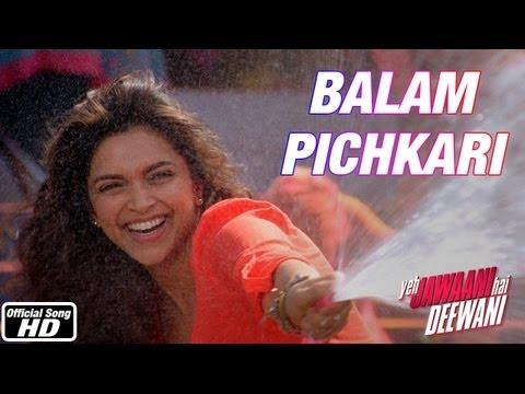 Balam Pichkari - Yeh Jawaani Hai Deewani | Ranbir Kapoor, Deepika Padukone