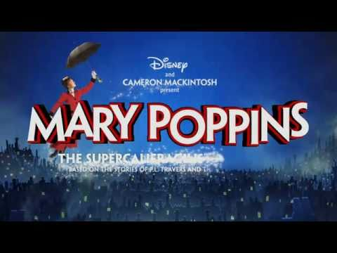 Get a Sneak Peek of MARY POPPINS in New Zealand