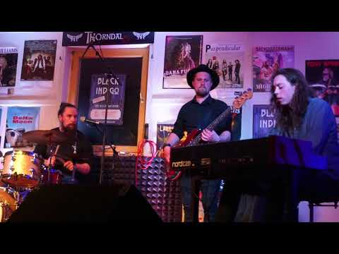 im ThorndalClub: Patrik Jansson Band aus Schweden