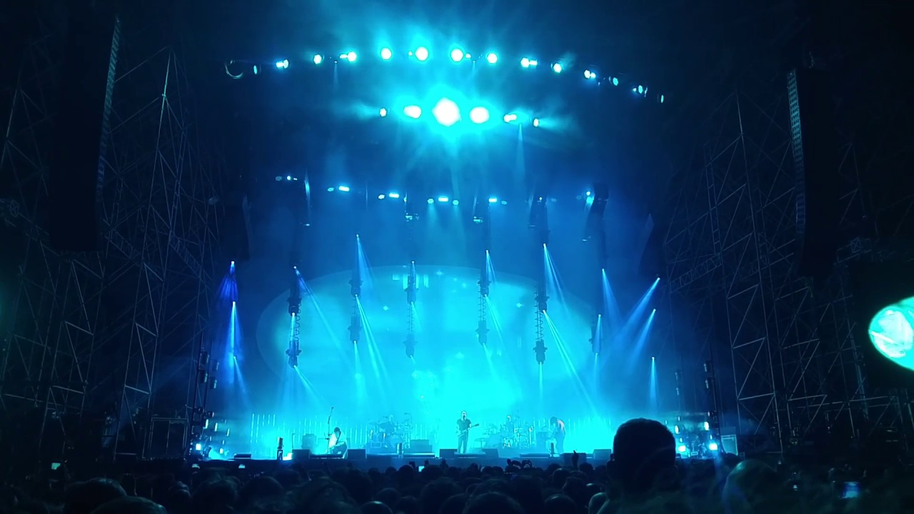 Radiohead Weird Fishes Live Firenze 14 06 2017 Youtube