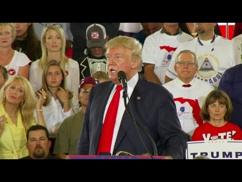 Full video: Trump bashes Paul Ryan, says ISIS will take over U.S. if Clinton elected