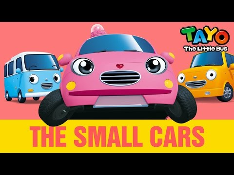 The Small Cars l Meet Tayo's Friends #5 l Tayo the Little Bus
