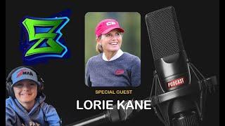 Zander's Podcast   Episode 8   Lorie Kane