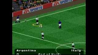 Super Nintendo - Fifa Soccer 96 (1995)