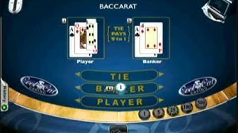 Baccarat Strategy To Winning Online Casino Table Games